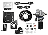 New QuadBoss Electric Power Steering Kit - 2005-2008 Polaris Ranger 700 XP UTV
