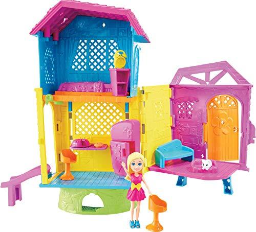 Barbie Juguete Casa Club D Polly