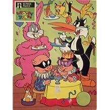 Looney Tunes Buggs Bunny, Tweety 63 Piece Puzzle (1990)
