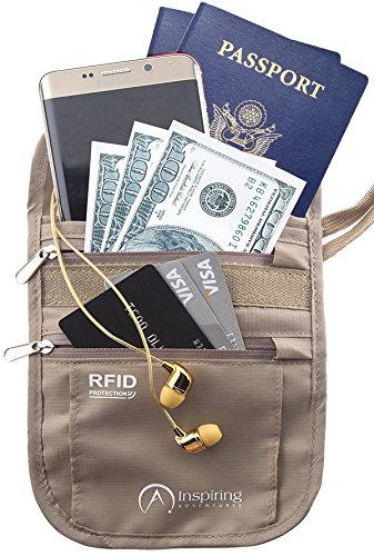 Passport Holder Blocking Resistant Wallet product image