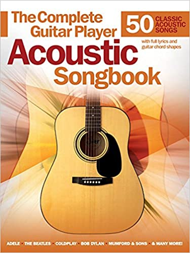 Complete Guitar Player Acoustic Songbook: Amazon.es: Hal Leonard ...