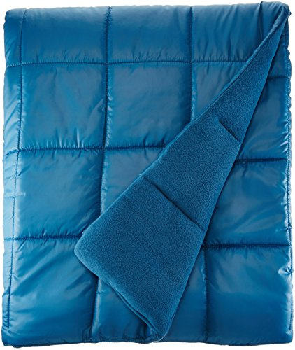 Northpoint 14570 Pacific Crest, Quited Down Alternative Outdoor Throw, Blue