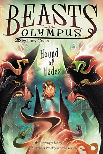 Hound of Hades #2 (Beasts of Olympus)