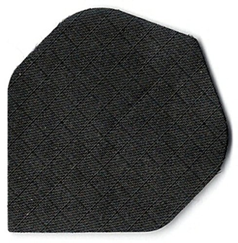US Darts - 3 Sets (9 Flights) Nylon (Fabric, Cloth) Standard Black Dart -