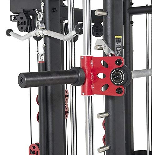We R Sports Monster Power Cage Multi Power Rack Smith Machine Home ...