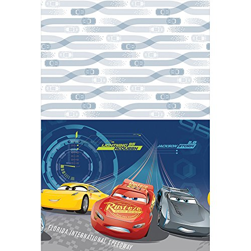 Amscan Disney Cars Table Cover (Each) ()