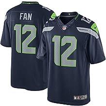 Seattle Seahawk Fan Shop : Nike Seattle Seahawks 12th Fan Limited Jersey - College Navy