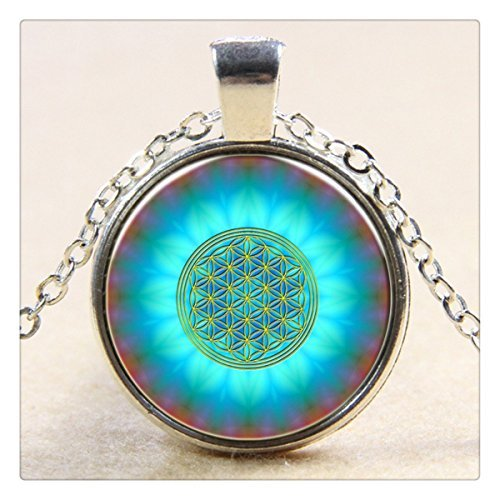 Flower Of Life Pendant - 9