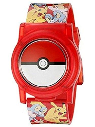 POK3026 PokeMon Flashing Watch