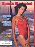 Sports Illustrated Swimsuit Edition February 8, 1982. Carol Alt Cover (vol 56, no. 5)