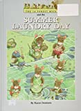 The 14 Forest Mice and the Summer Laundry Day