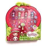 Strawberry Shortcake 3 Inch Fashion Doll Multipack