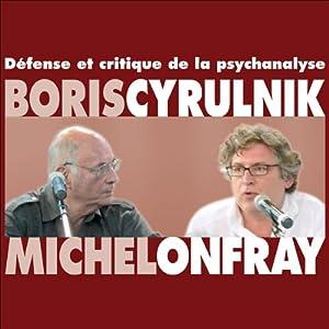 Défense et critique de la psychanalyse Speech