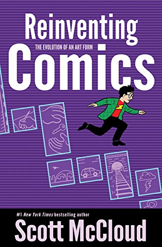 Pdf History Reinventing Comics: The Evolution of an Art Form