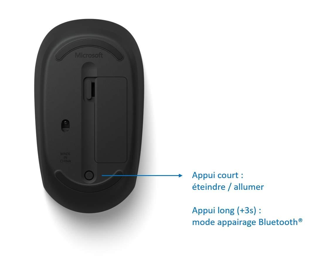 Microsoft Bluetooth Mouse Schwarz
