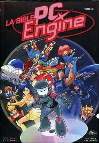 pc engine rom