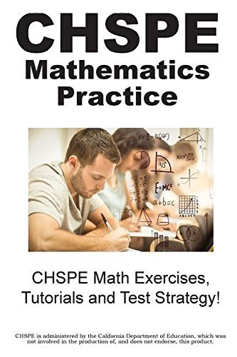 Chspe Mathematics Practice!: Chspe Math Exercises, Tutorials and Test Strategy! by Complete Test Preparation Inc (2016-09-21)