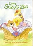 Little Suzys Suzy's Zoo Coloring and Activity Book #2