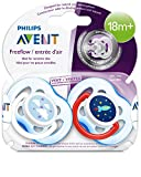 Philips AVENT Soothie Pacifier, 0-3 Months