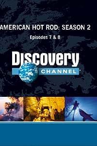 American Hot Rod Season 2 - Episodes 7 & 8 (Part of DVD set)