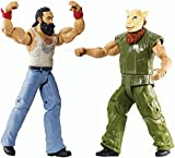 WWE Battle Pack Series #31 - Erick Rowan vs. Luke Harper Action Figure (2-Pack)