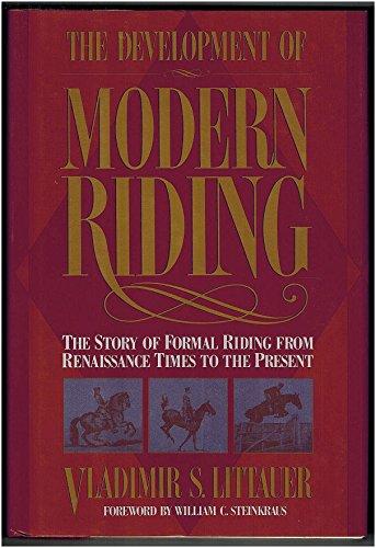 The Development of Modern Riding ()