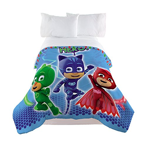 Price comparison product image Entertainment One PJ Masks on Our Way Twin/Full Comforter