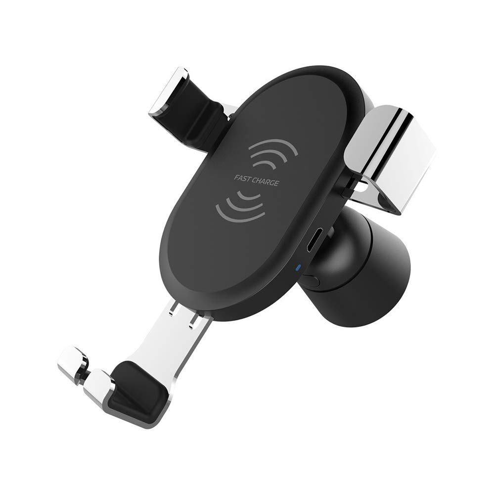 FairOnly 10W Fast Charging Metal Gravity Contraction Wireless Charger Mobile Phone Holder Convenient Life by FairOnly