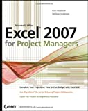 Microsoft Office Excel 2007 for Project Managers, Kim Heldman and William Heldman, 0470047178