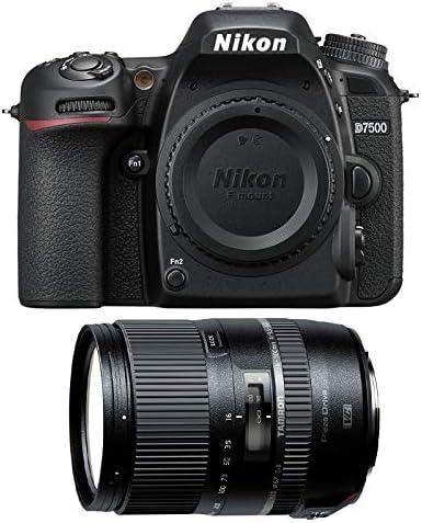 Nikon D7500 + TAMRON 16-300mm VC PZD