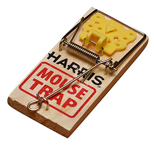 Harris Mouse Traps (6-Pack)