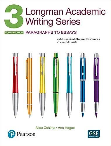 3 longman academic writing series teachers manual
