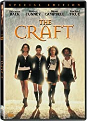 Sarah has always been different. So as the new girl at St. Benedict's Academy, she immediately falls in with the high school outsiders. But these girls won't settle for being powerless misfits. They have discovered The Craft, and they are goi...
