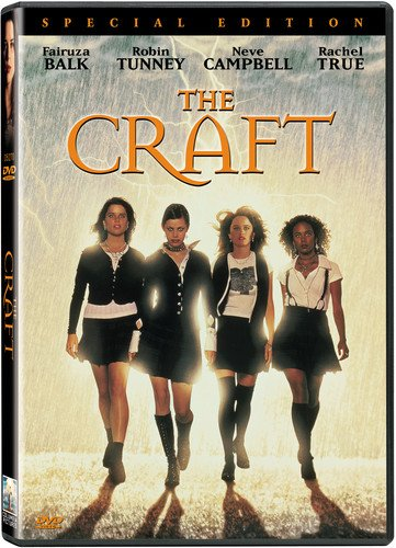 The Craft (Bilingual) Fairuza Balk Neve Campbell Rachel True Robin Tunney