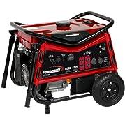 Powermate PM0106507, 6500 Running Watts/8125 Starting Watts, Gas Powered Portable Generator