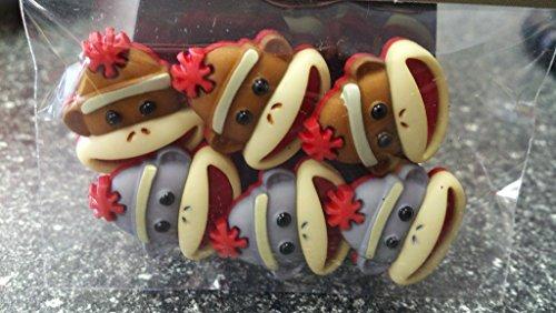 Button Theme Pack - Sock - Button Monkey