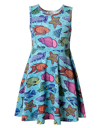 Buy animal beach dress - 3