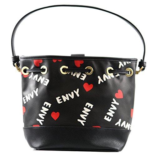 HOUSE OF ENVY - Tasche SWEET KISSES black envy black, NVHW17E002