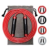 Best Weighted Jump Ropes - Weighted Jump Rope - Premium Heavy Jump Ropes Review