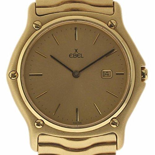 Ebel Classic Wave Watch (Ebel Classic Wave swiss-quartz mens Watch 75 (Certified Pre-owned))