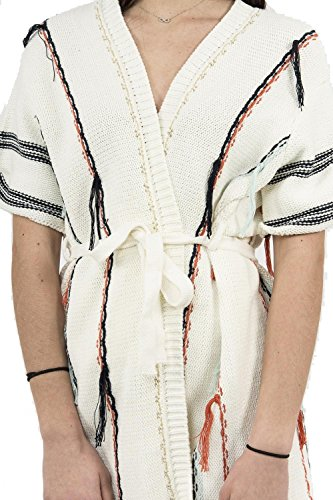 gilets cardigans lee cooper 006216 candys 2302 blanc