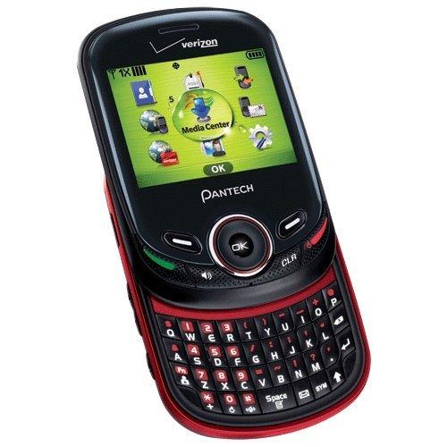 Pantech Txt8045 Jest 2 - Slider Cell Phone (Verizon Wireless) (Certified Refurbished)