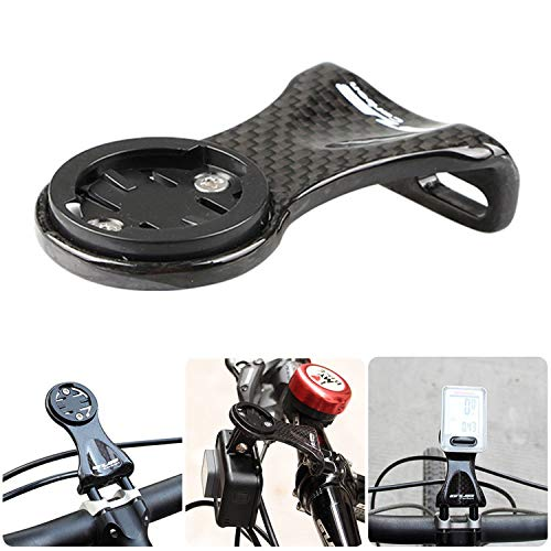(Ultra-Light Carbon Fiber Stopwatch Bracket for Bicycle Cycling 1PC)