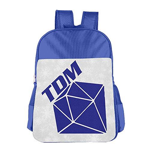 boys-girls-dantdm-minecraf-backpack-school-bag-2-colorpink-blue-royalblue