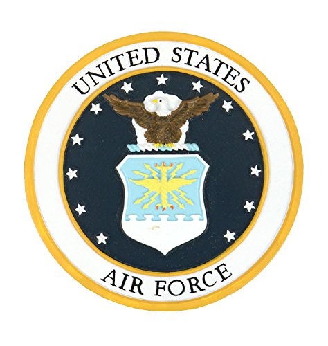 Red Carpet Studios Military Plaque, Air Force (Army Stepping Stone)