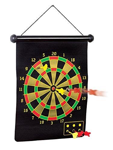 磁気安全Dart Board–両面Game with 6安全ダーツの商品画像