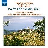 12 Triosonaten Op.1