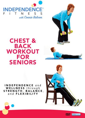 (Independence Fitness: Chest and Back Workout for Seniors)