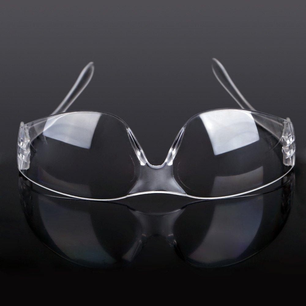 SODIAL Anti-Beschlag Schutzbrille Schutzbrille Schutzbrille Laborbrille Wind und Staub medizinisch oder Outdoor Verwendung R