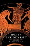 Book cover for The Odyssey